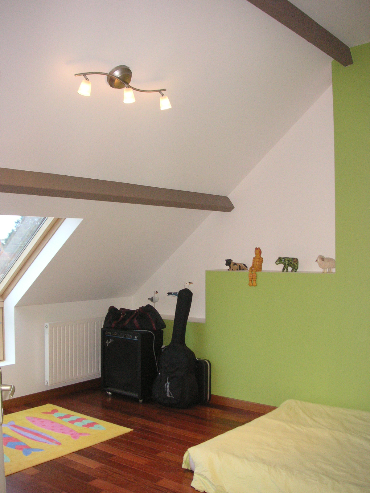 You are browsing images from the article: Surélévation d'une maison de ville à Nantes